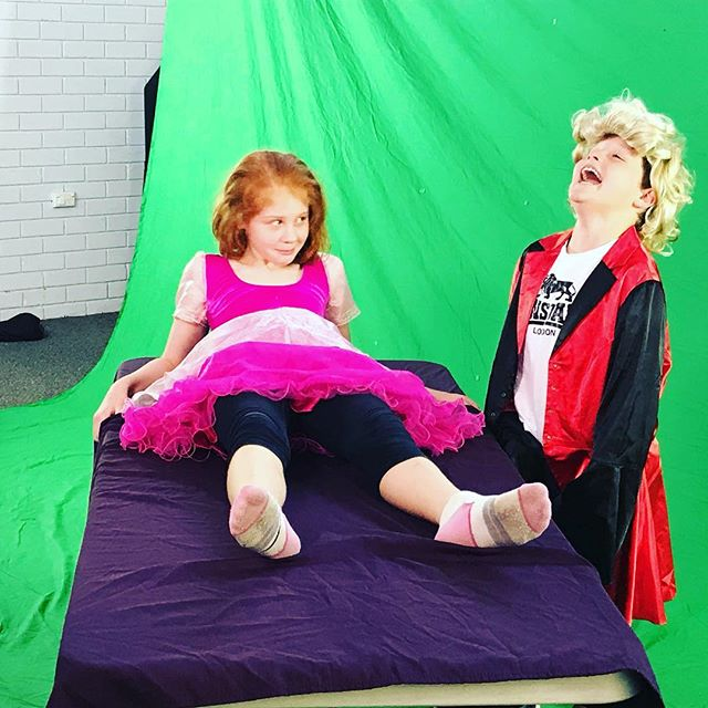 Kids doing comedy - now that's funny #comedy #kidsacting