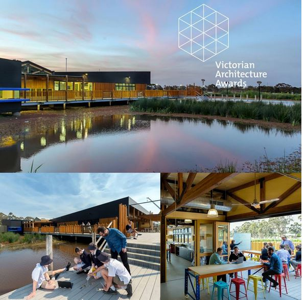 Congrat's to the team at Y2 for our entries into the Victorian AIA awards.  The Montagne Centre at Marist College Bendigo has been shortlisted for its sustainable architecture and Ulumbarra Theatre is in the running for the Regional Prize.  Fantastic result all round, we are now looking forward to the Award's Presentation Dinner at the end of June.