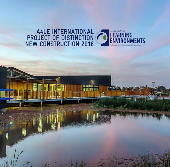 The Montagne Centre at Marist College Bendigo has won the 2016 Project of Distinction award at the 2016 Association for Learning Environments international conference in Philadelphia, USA. Congratulations to both the School and the team at Y2,