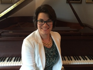 Rebekah Waggoner - Music lessons were a priority in my family.  I began playing the piano as soon as I could reach the keys!  My musical training began at the age of three with Suzuki violin and then with traditional piano at age five, training under Joyce Odens Goodwin.  In high school, I had many other interests but knew that teaching piano was what I really wanted to pursue.     I have a Bachelors of Music degree from Bob Jones University in Piano Performance, graduating Magna Cum Laud.  While in college, I studied under Alice Gingery (Taubman Institute) and David Lehman.  I worked as a paid accompanist for private lessons, and rehearsals, recitals and competitions.       After graduation, I continued my training with the Suzuki Association of the Americas, completing all seven levels of piano certification (Nightingale Chen, Katherine Monsour Barley, Joan Krzywicki and Sue Bakshi) and am Co-President of the Greater Philadelphia Suzuki Association (GPSA).  Part of my continuing education includes workshops and lessons with world-renown teachers such as Leah Brammer and Bruce Boiney.  I am also Kindermusik certified.  I have experience teaching with many different methods and with all ages of students.   Besides maintaining a thriving private studio in the Philadelphia region for the past 12 years, I am also a sought after collaborative pianist, working with many local teachers and schools.  I am also a staff accompanist at the Music School of Delaware where I accompany weekly group classes and solo and group recitals.     While not teaching, I enjoy performing pieces by living composers and music that makes people smile.  My husband is also a musician, trained in voice and conducting, and we have performed several recitals together.
