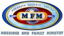 Marriage and Family Ministry Monmouth Worship Center Badge
