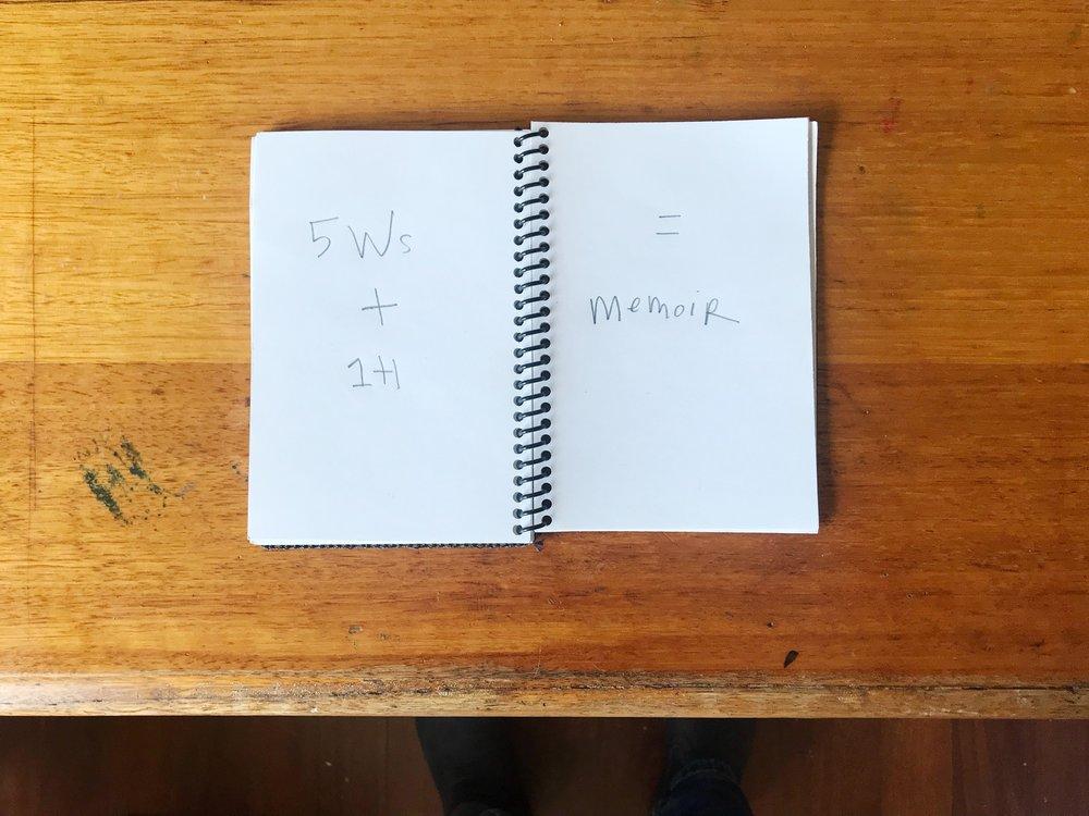 memoir writer melbourne