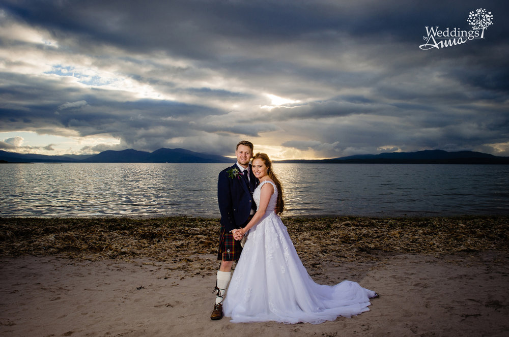 oban wedding