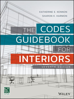 The Codes Guidebook for Interiors 7th Edition