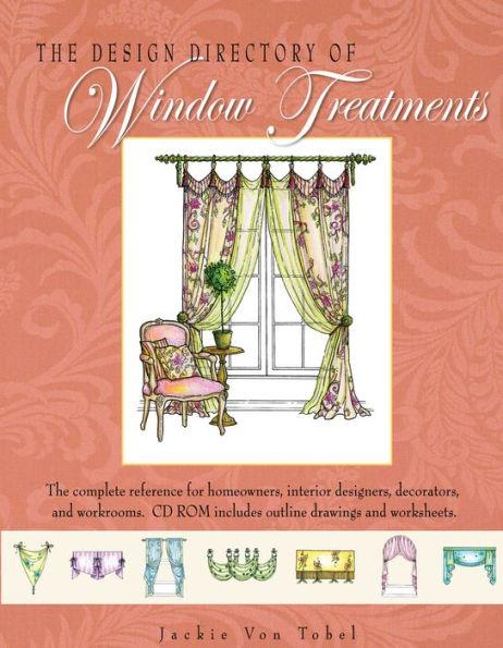 Design Directory of Window Treatments