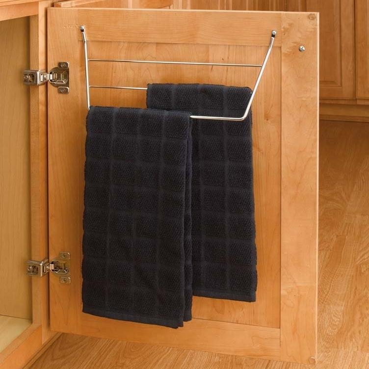 Rev-A-Shelf Towel Holder Wire-Chrome