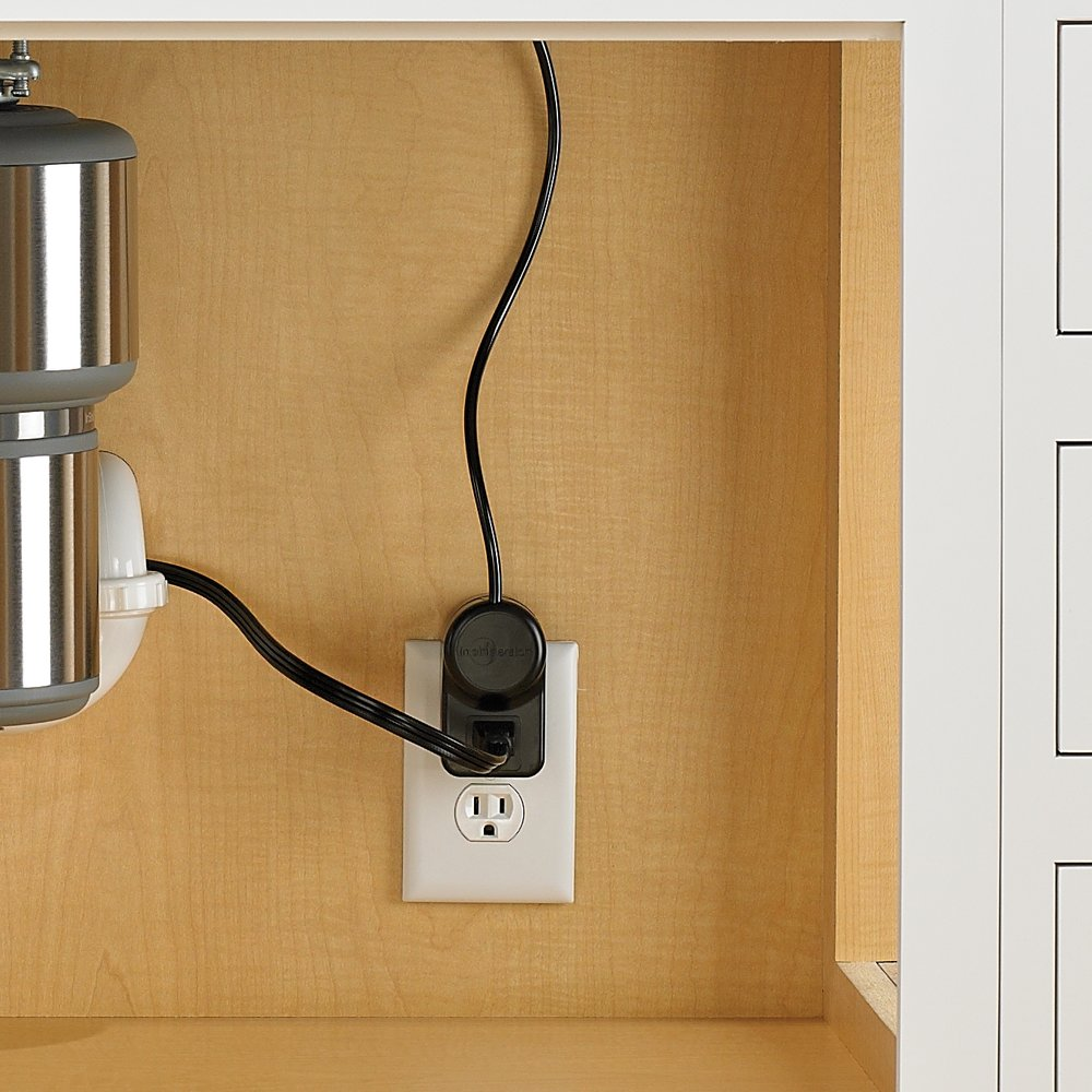 InSinkErator  Single Outlet Air Switch