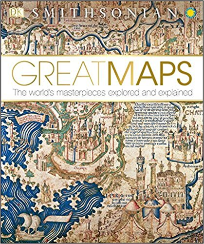 Smithsonian Great Maps by Jerry Brotton