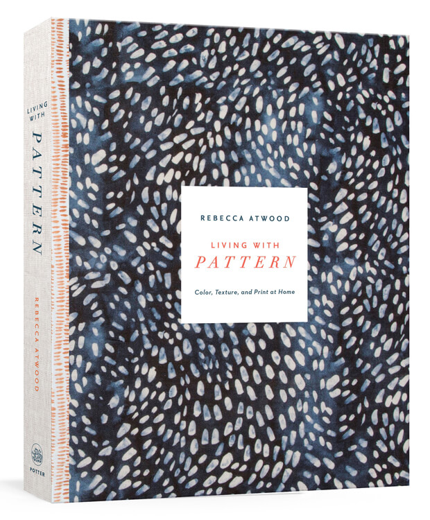 Living with Pattern Color Texture and Print at Home Rebecca Atwood Nicole Janes Design