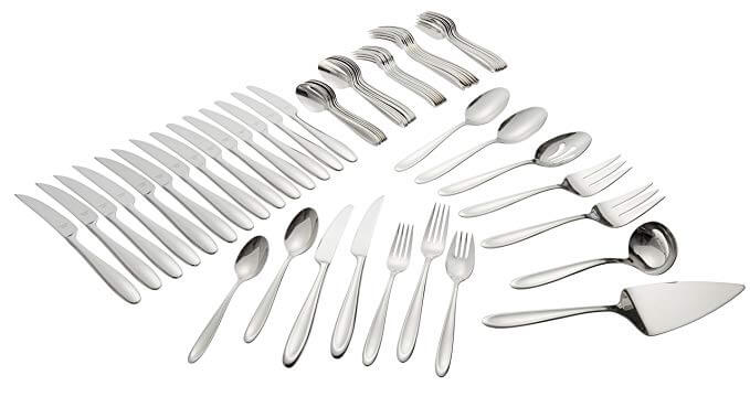 Dansk Foxcroft 63-piece Flatware Set