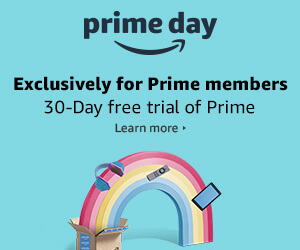 Click here for your FREE Prime Trial.