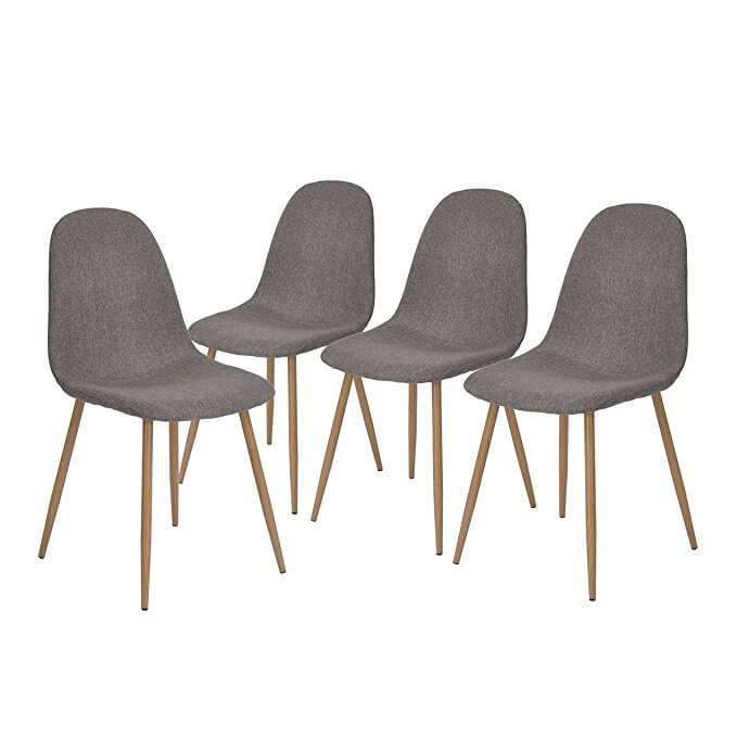 GreenForest Dining Room Side Chairs Set of 4