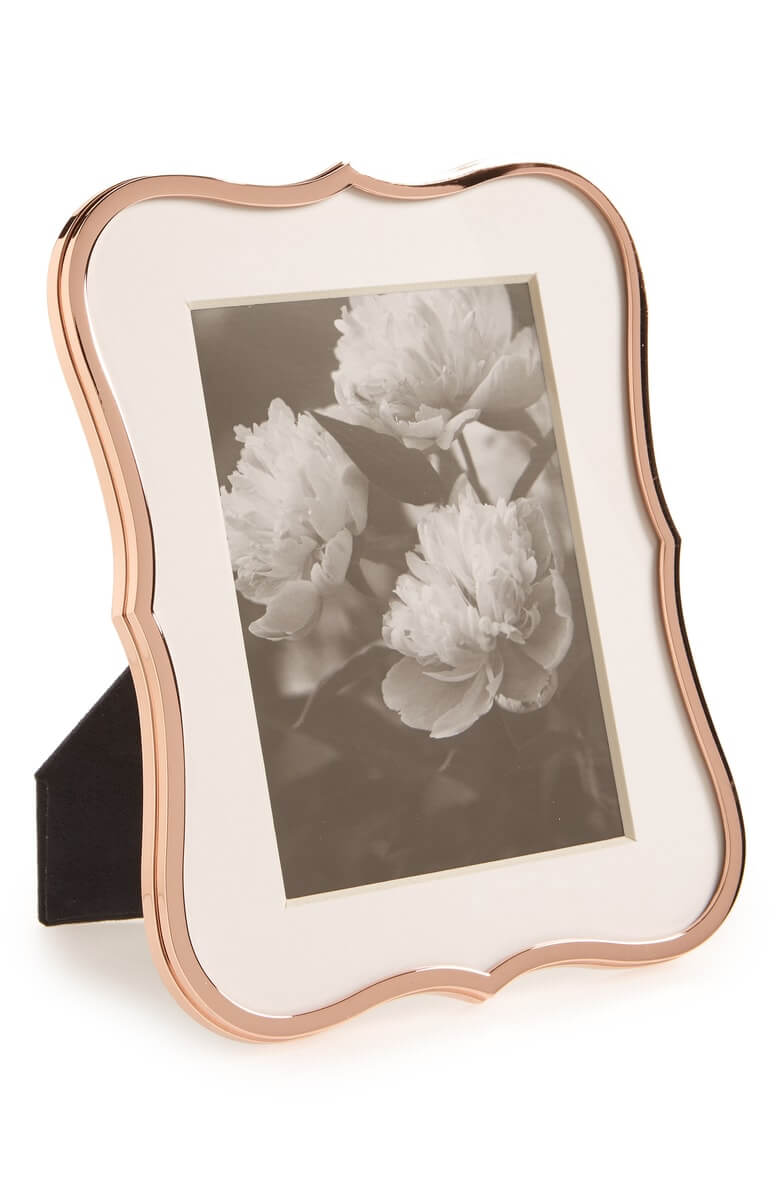 Kate Spade New York crown point picture frame Nordstrom Anniversary Sale