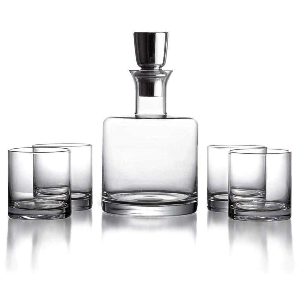 American Atelier Linus Decanter & Whiskey Glasses Nordstrom Anniversary Sale
