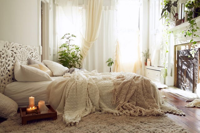 Bedroom Inspiration One Room Challenge Fall 2018
