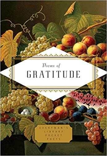 Poems of Gratitude by Emily Fragos