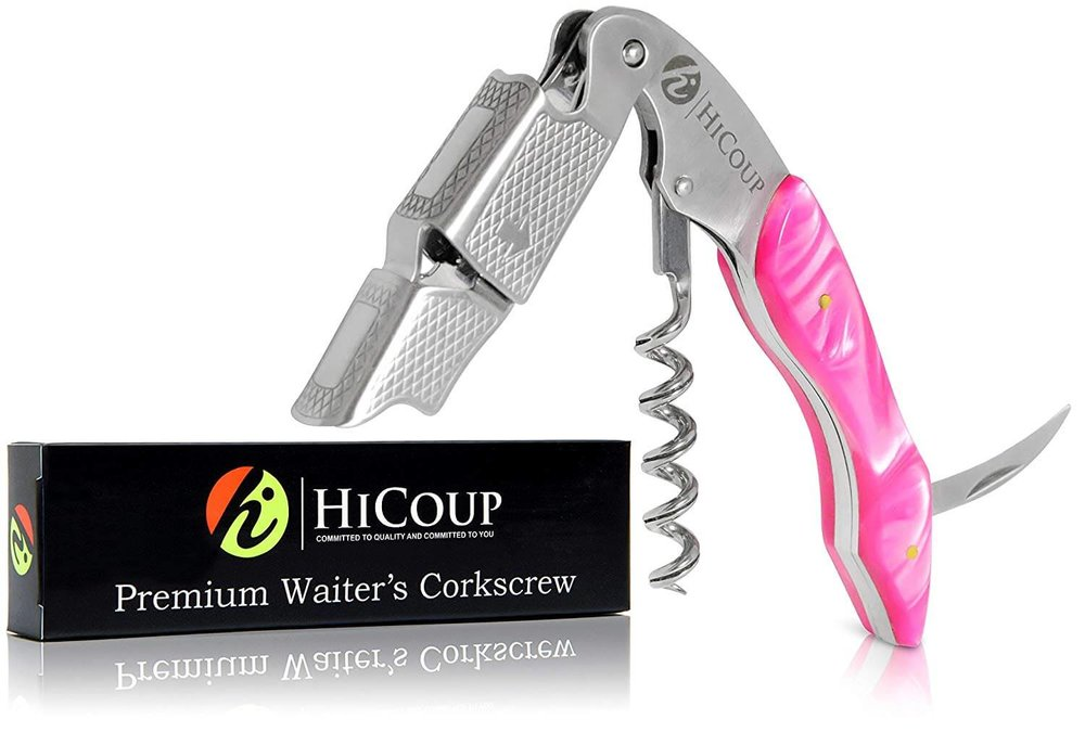 Professional Waiters Corkscrew by HiCoup