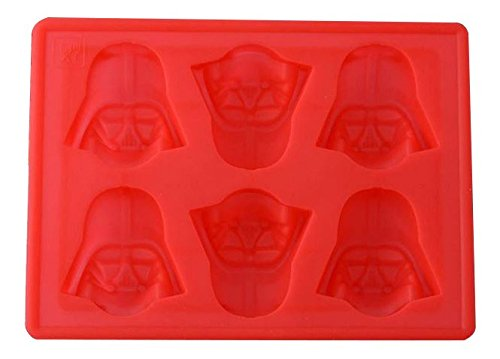 Star Wars Darth Vader Silicone Ice Cube Tray