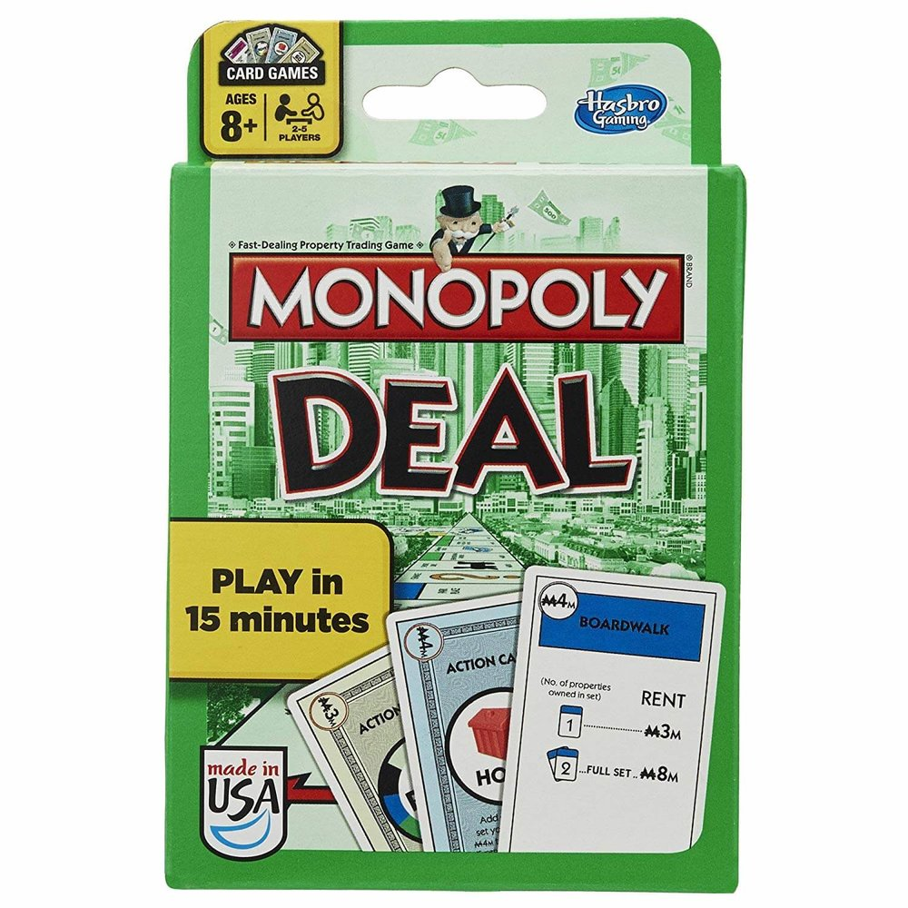 Monopoly Deal game card