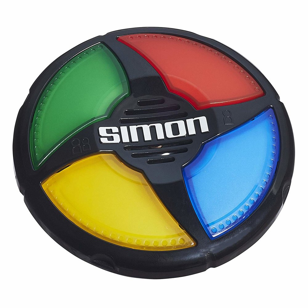 Hasbro Simon Micro Series Game