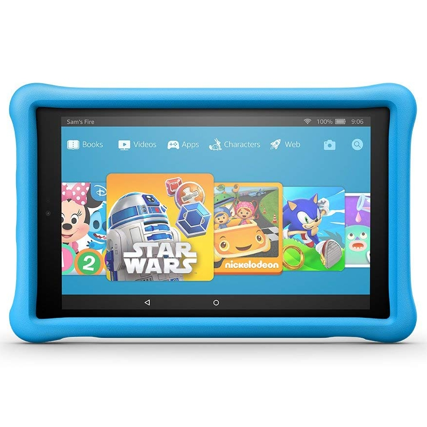 Kindle Fire HD 10 Kids Edition Tablet