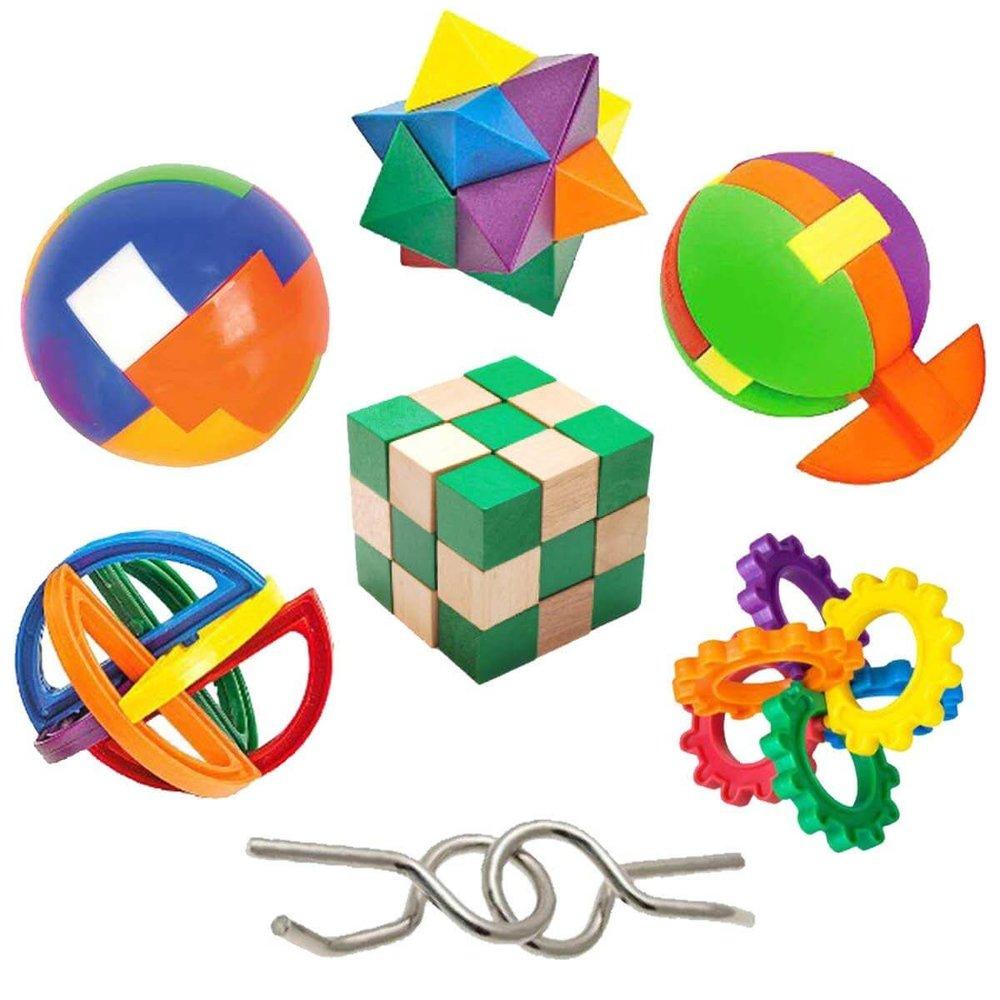 Educational Toy IQ Challenge Set by GamieUSA