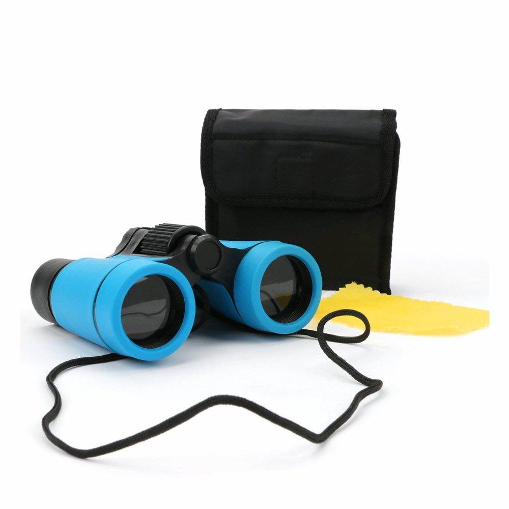 Childrens Binoculars Shock Proof Stocking Stuffer