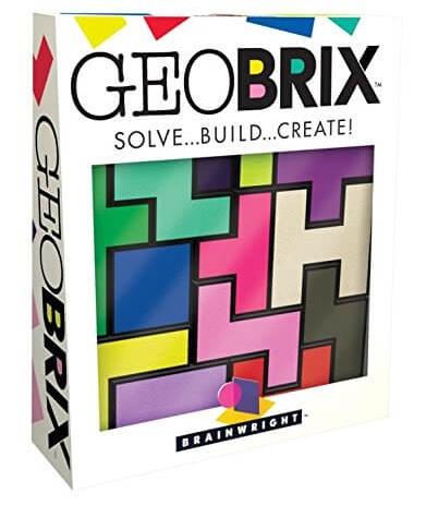 GeoBrix 3d Spatial Puzzle