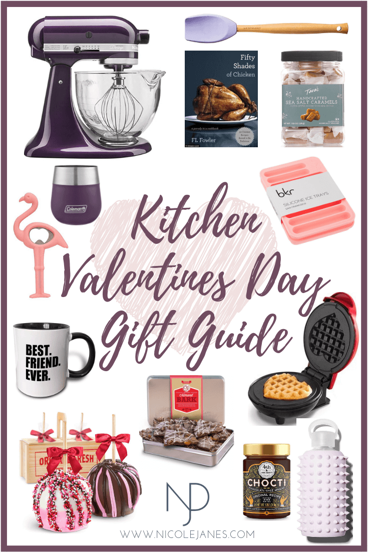 Valentines Day Gift Guide Ideas for the Kitchen Cook Chocolate Lover KitchenAide Heart Shaped Waffle Maker Nicole Janes Design 60178.png