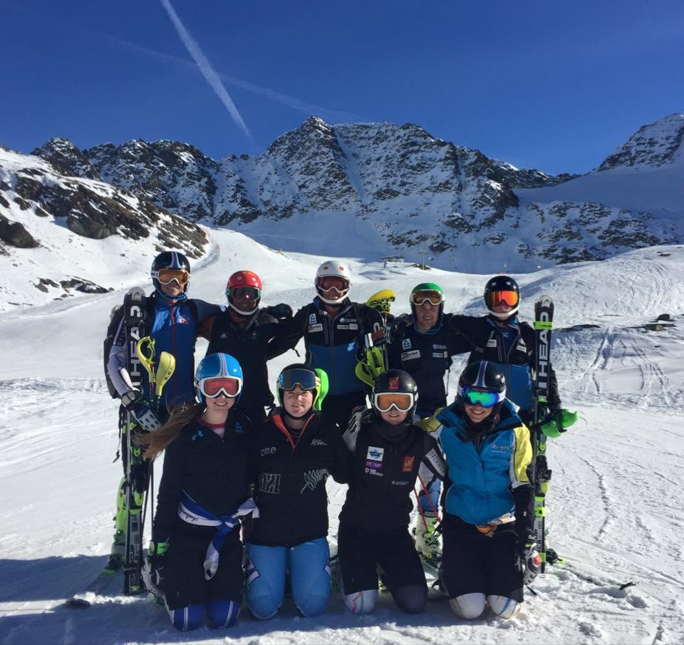 Full time Ambition crew for 2015/16. L-R from top: Fraser Middleton (GBR), Rodolfo Dickson-Sommers (MEX), Kieran Norris (IRE), Ollie Eaton (GBR), Paul Henderson (GBR), Ella Still (GBR), Eliza Grigg (NZL), Beth Widdup (GBR), Floor Van Ameyde (NED)