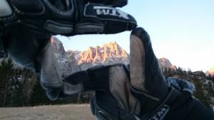 Some rocks are just better than others... just like some gloves are better than others #dolomites #xtmperformance