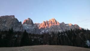 The Dolomites!!!