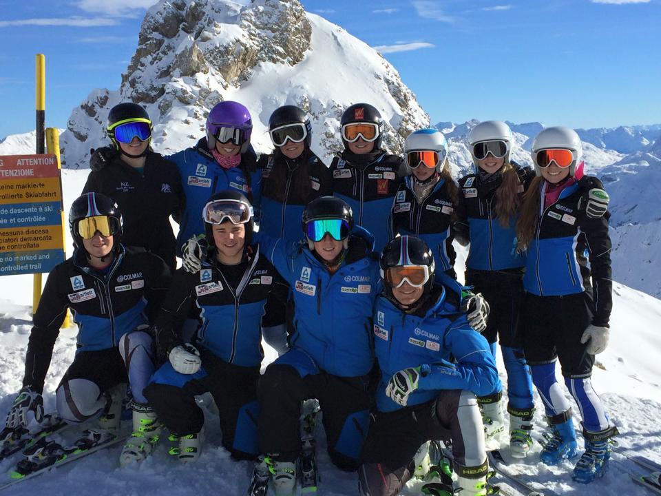 Ambition FIS crew