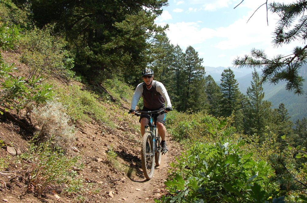 MTB in Apsen, Colorado.JPG