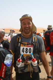 Dean Baker in Morocco