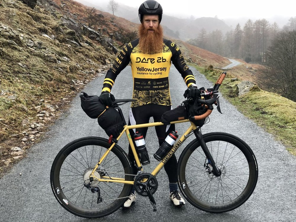 The Big Bearded Endurance Adventurer
