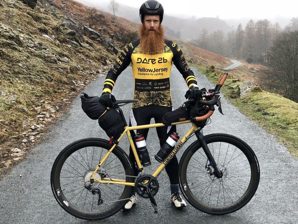 The Big Bearded Endurance Adventurer