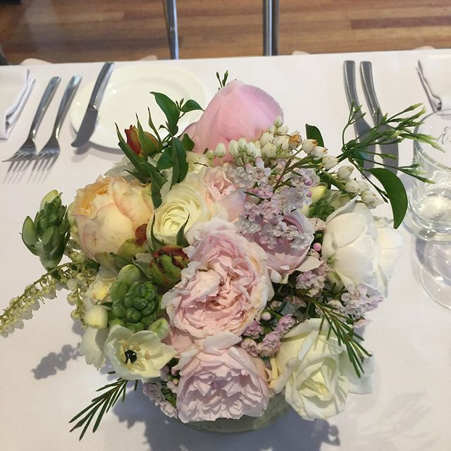 Pretty in pinks #flowersatkirribilli #flowers #freshflowers #love #sydneyweddings