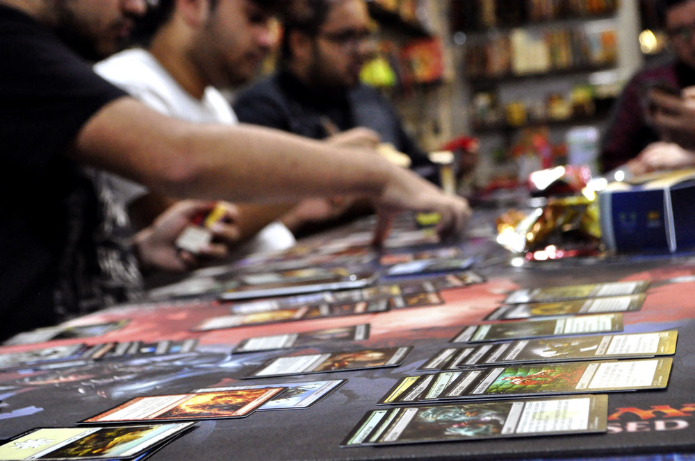 TRADING CARD GAMES -