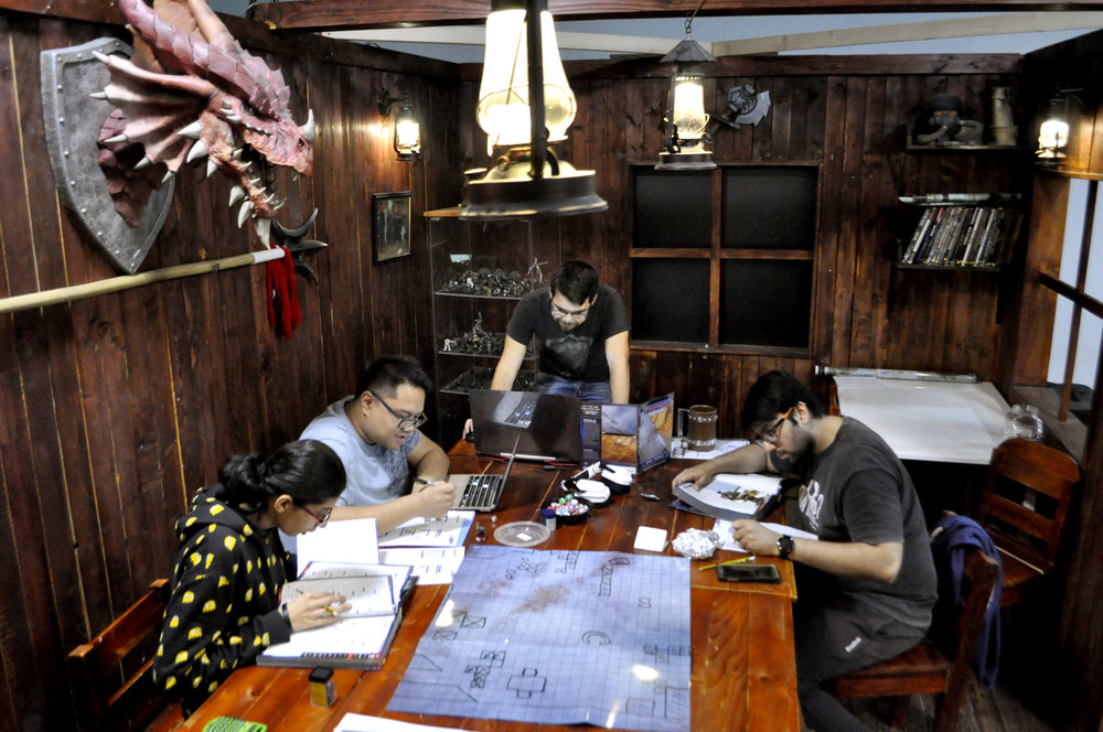 ROLE-PLAYING GAMES -