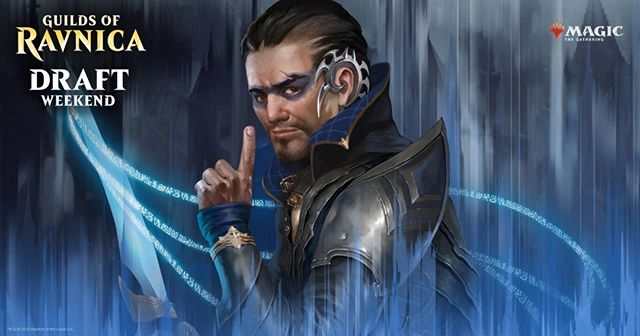 Let's open up Guilds of Ravnica with a bang and a draft event!  Entry: 60 aed (3 Booster Packs)  Prize pool: Aside from Booster Pack prizes depending on the number of participants for the prize pool... We will be opening a case during the draft and the most expensive card will go to the winner!  #MTG #MTGGRN #MagicTheGathering #MTGUAE