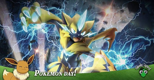 Get ready for a high voltage Friday with these two Pokemon events!  Get a chance to win a box of Lost Thunder in our win a box tournament! Players will compete in a Swiss style tournament using the standard format. Entry will be 50AED, and registrations will start at 2pm, and starts at 3pm. The top player will win a booster box of the new Lost Thunder set!  And, it's time to GO with a Pokemon GO meetup where you can trade, learn to play, and if you get a lucky Pokemon, enter a raffle draw and see exactly how lucky it is! The meetup starts at 2pm.  Don't miss out on this sparking event!