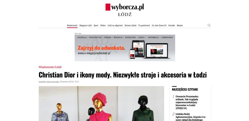 WYBORCZA.PL - LINK: