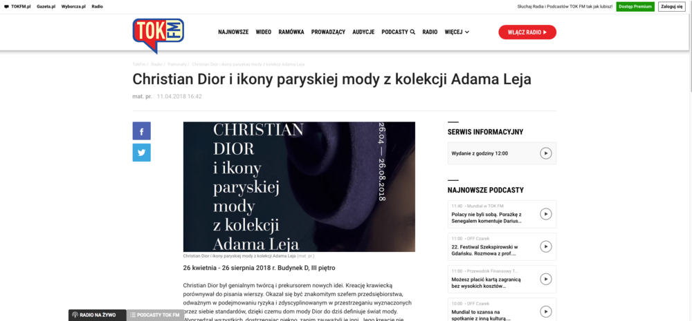 TOKFM - LINK: