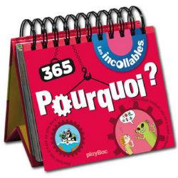 365 POURQUOI ? PLAYBAC