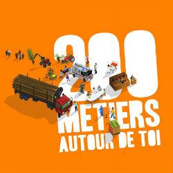 200 METIERS AUTOUR DE TOI - GALLIMARD