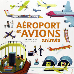 AEROPORTS ET AVIONS ANIMES - TOURBILLON