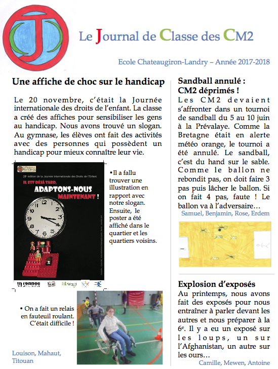 Journal de classe CM2 - 2018.png