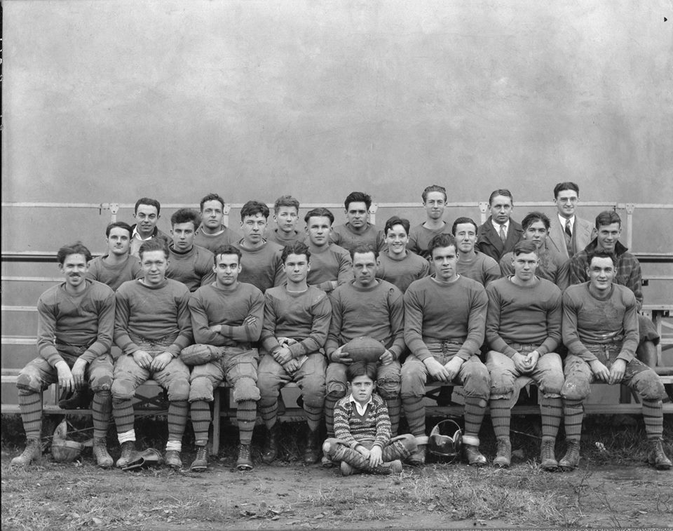 1929 germantown Boys Club football team