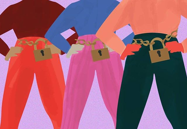 Illustration for @lawspring on what constitutes a 'sexual counter-revolution'